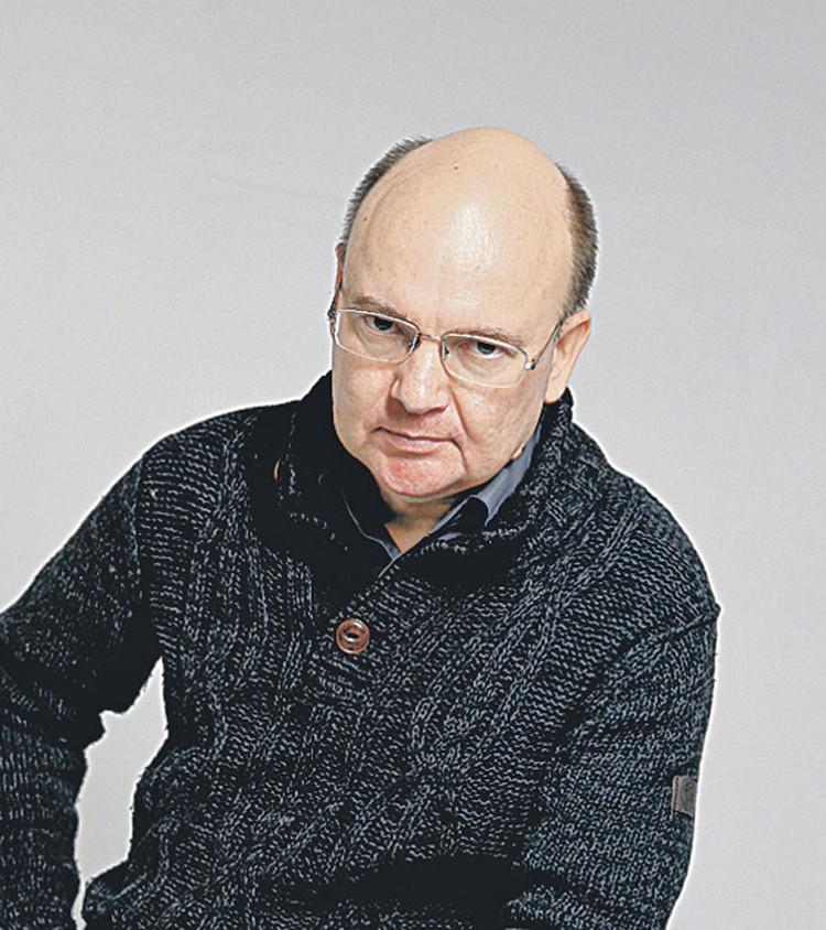 Леонид Бурлаков.