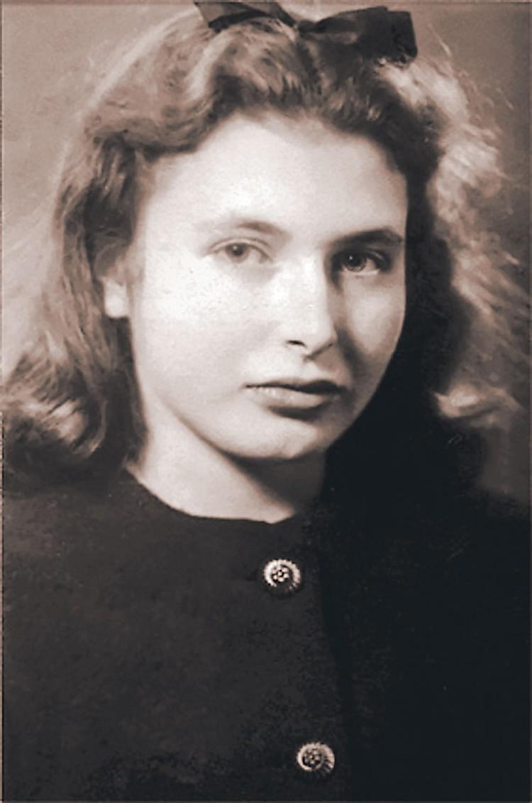 ...и жертва - дочь посла Нина Уманская. Фото: Архив Александра ТЕРЕХОВА