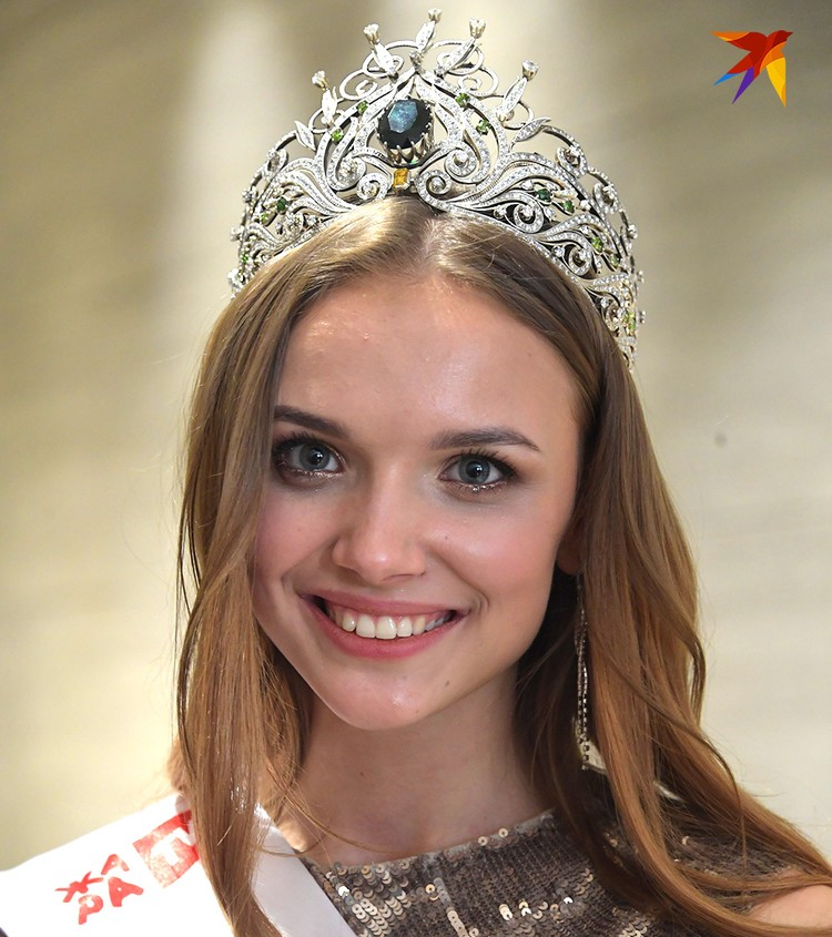 Аня будет представлять Россию на международном конкурсе «Мисс Земля».