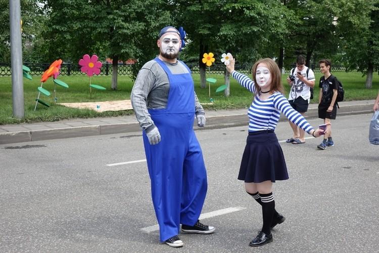 Сегодня в Новокузнецке нет людей с плохим настроением