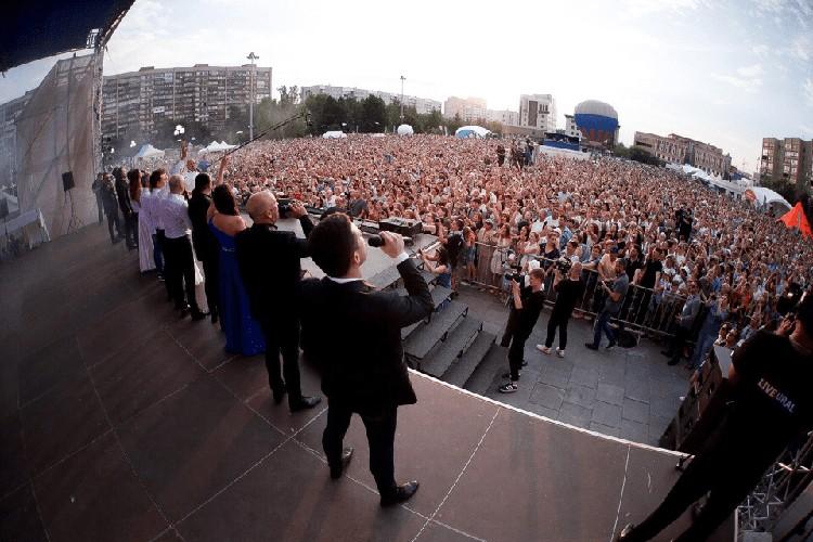 Площадь 400-летия Тюмени. Фото: dengoroda72.ru