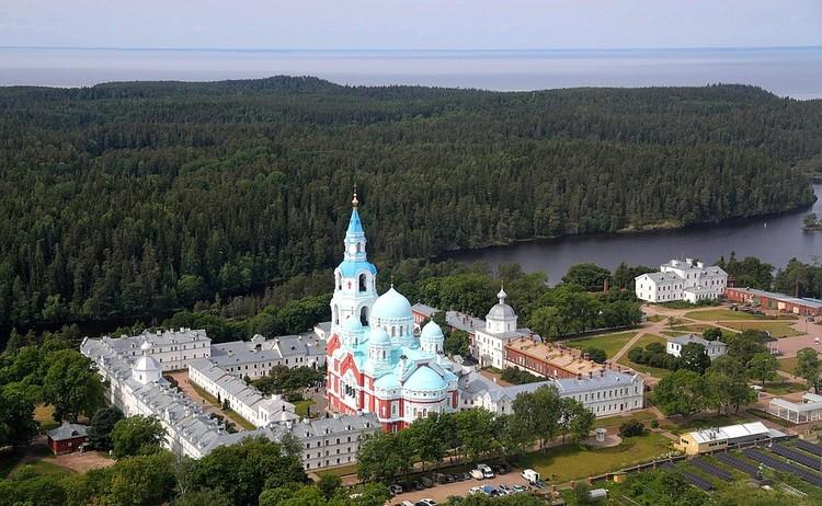 Валаамский монастырь - один из самых почитаемых в России. Фото: kremlin.ru
