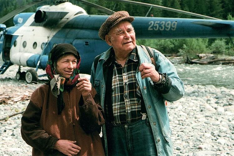 Василий Песков открыл миру семейство староверов Лыковых в 1982 году.