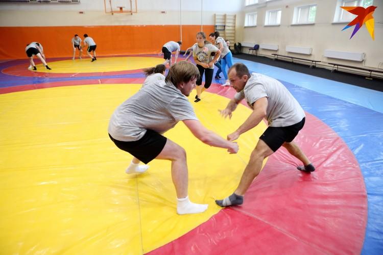 Не зря борьбу называют одним из самых сложных видов спорта.