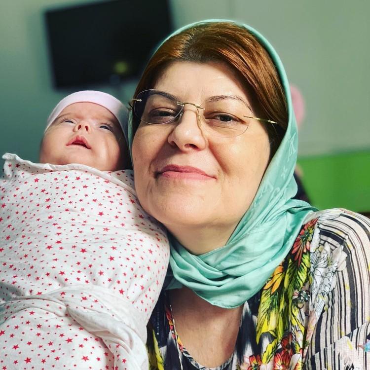 Хеда Саратова пообещала, что если правозащитники дадут данные девушки или семьи, красавицу спасут