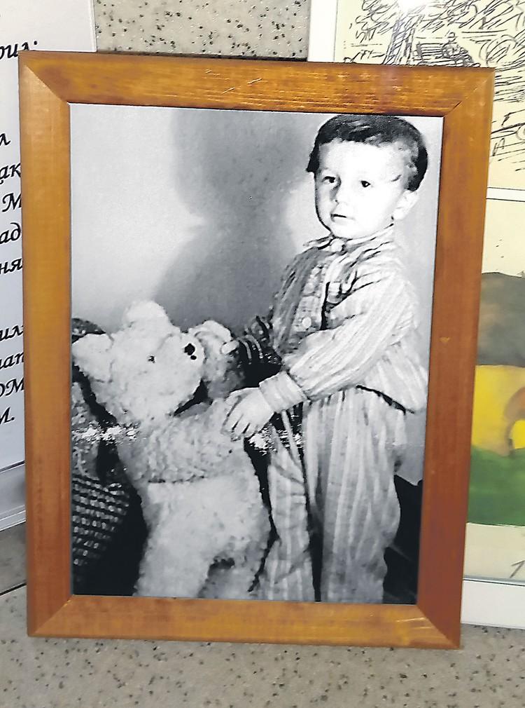 Миша и Мишка. Фото: Личный архив