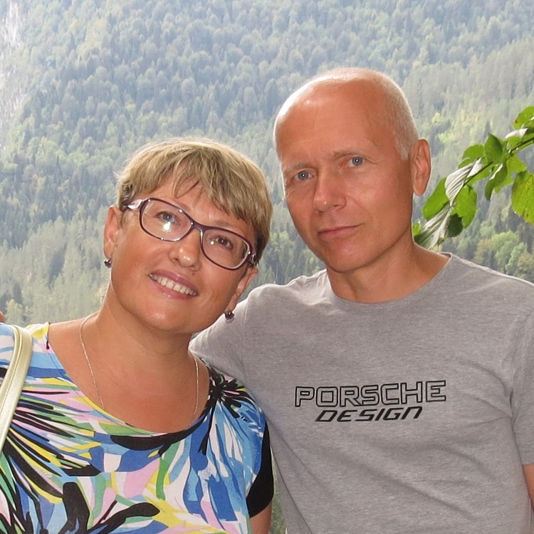 Сергей и Лариса Демины. Фото: с сайта naodnom.ru