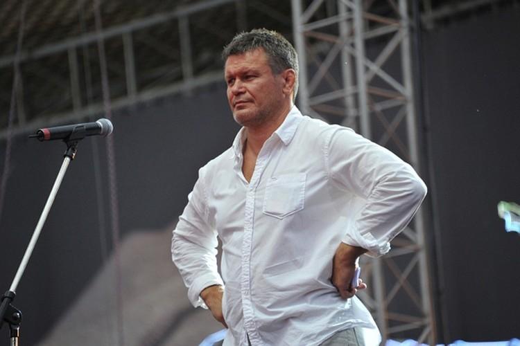 В защиту Людмилы Вебер выступал Олег Тактаров