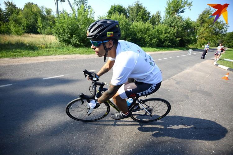 Велогонка