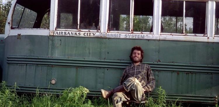 Американский выживальщик Кристофер Маккэндлесс.