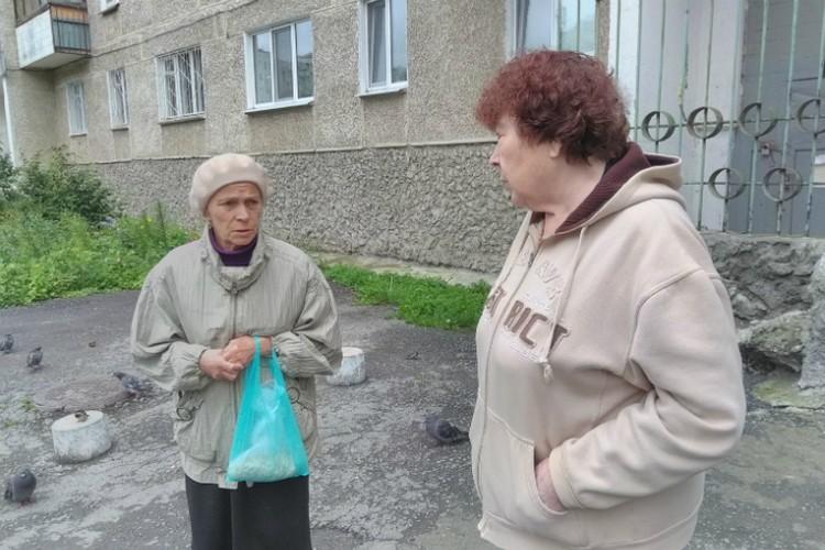Наталья Сапега и Тамара Валкова ругаются с УК уже более полугода