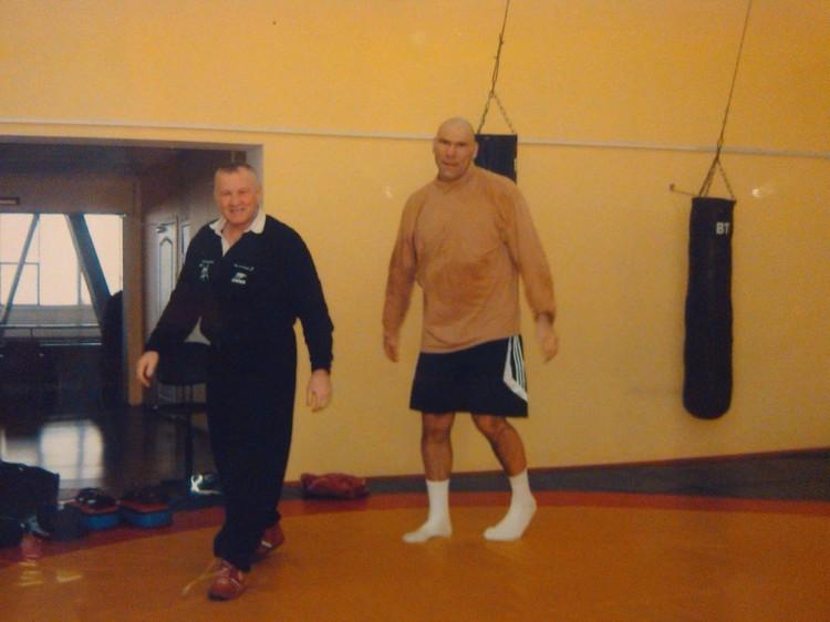 Валерий Дербин и Николай Валуев знакомы с 90-х