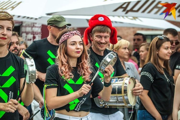 Фестиваль проходит в пятый раз в Минске.