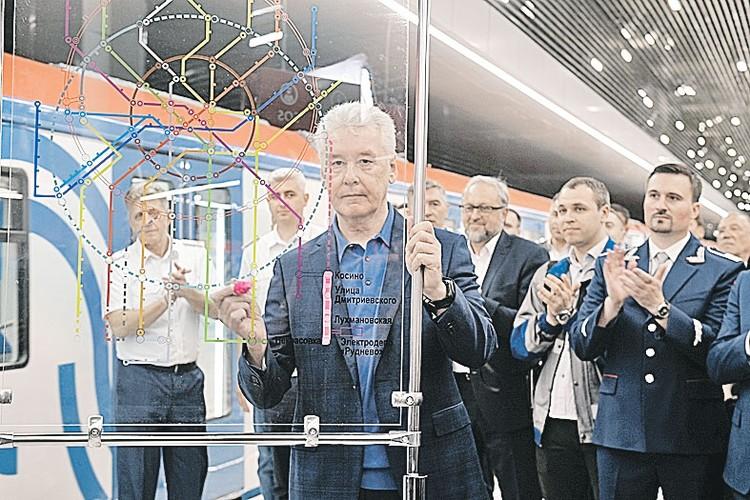 Одним из главных проектов развития города стала программа строительства метрополитена.