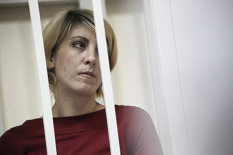 Виновница ДТП Ольга Алисова была приговорена к трем годам лишения свободы