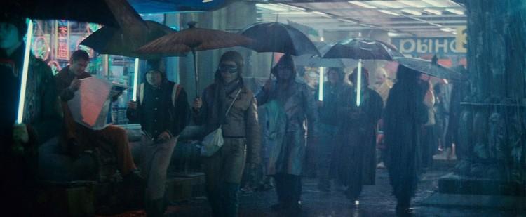 Кадр из фильма «Бегущий по лезвию».