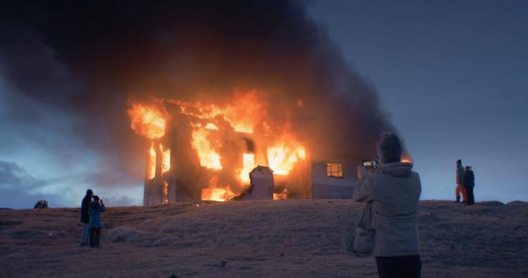 Кадр из фильма «Эхо»