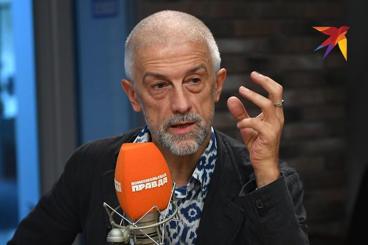 Эдуард Бояков.