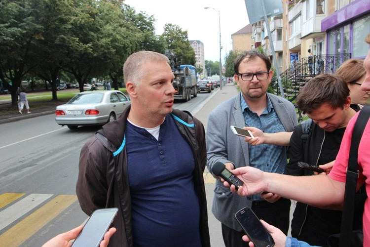 Сергей Сухомлин.