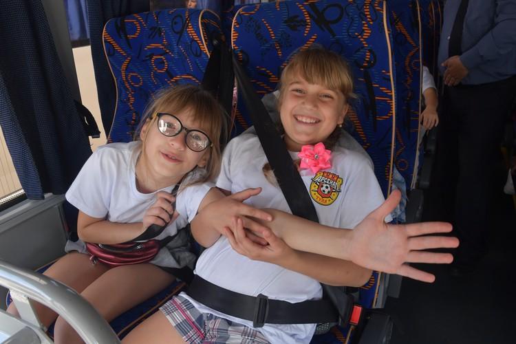 Губернатор Тульской области Алексей Дюмин пригласил на отдых 98 школьников из зоны бедствия