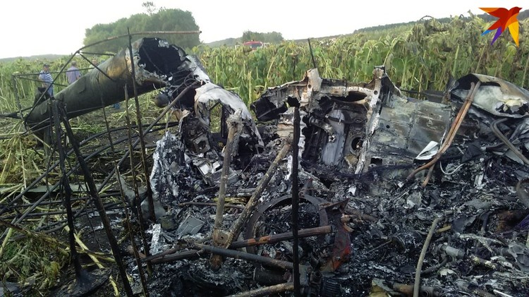 Причины и обстоятельства трагедии выясняются. Фото предоставлено очевидцами