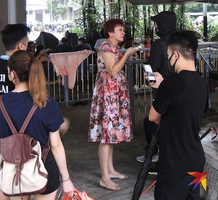 Интервью с фантомасом по кличке Тинки.