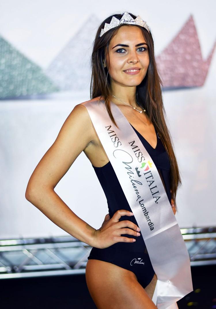 Наша славянская красавица Ирина Николи