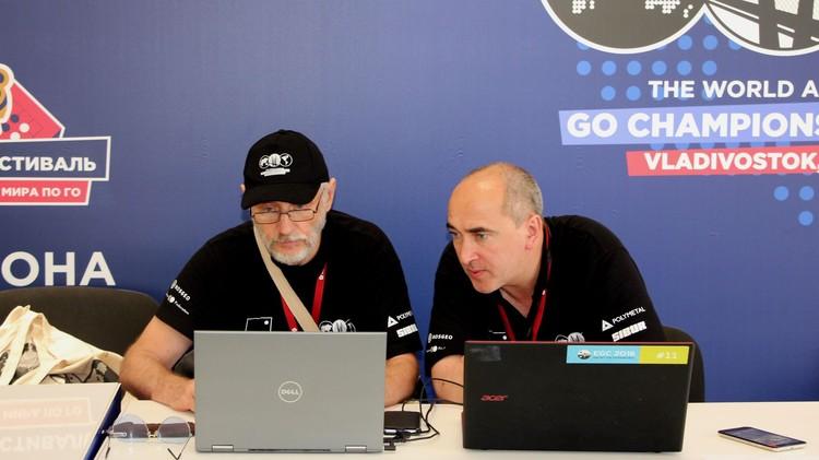 Профессионалы подводят итоги Международного турнира