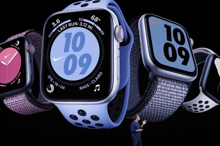 Часы Apple Watch Series 5 смогут работать 18 часов без подзарядки