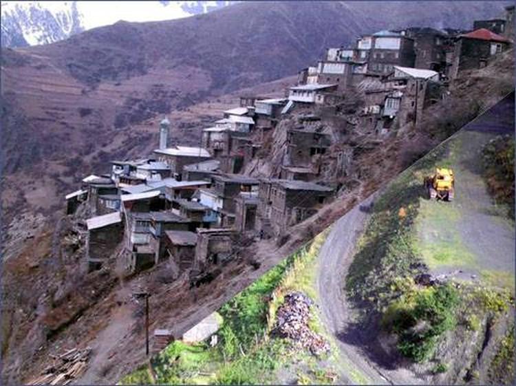 Родное для Хабиба и Патимат село Сильди. Фото: пресс-служба администрации Цумадинского района