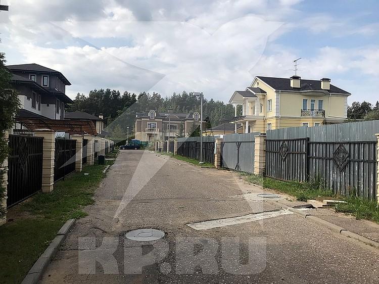 Последние четыре года Заворотнюк живет в коттеджном поселке Крекшино в Новой Москве