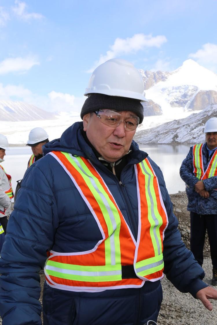 Умбеталы Кыдыралиев рассказал, что больше всего депутатов тревожат вопросы экологии.