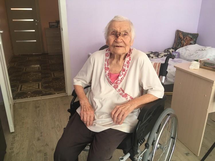 Зинаида Петровна родилась вдали от Воронежской области - в городе Скопине.
