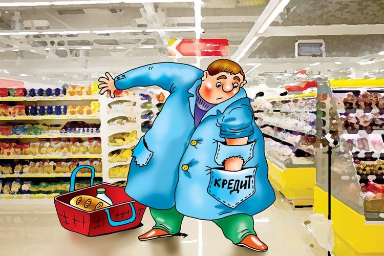 Россияне берут кредиты порой необдуманно.
