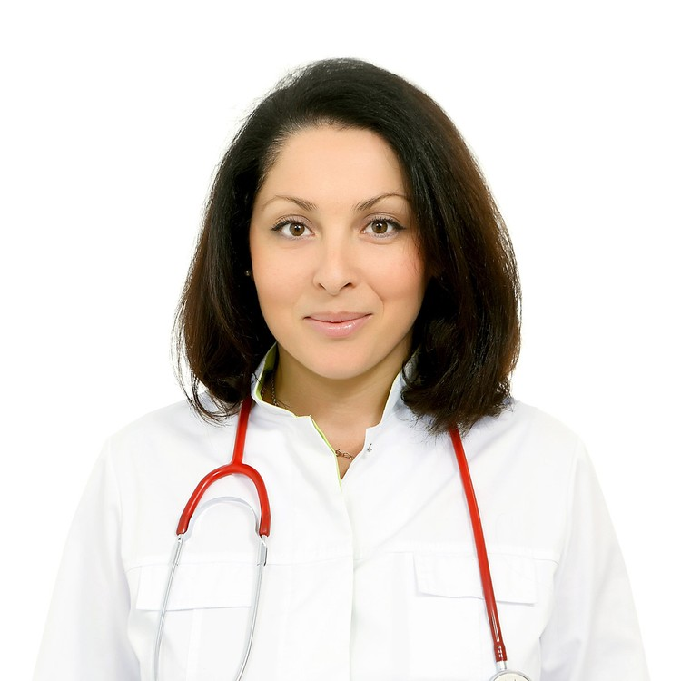 Марина Пинелис, врач аллерголог-иммунолог