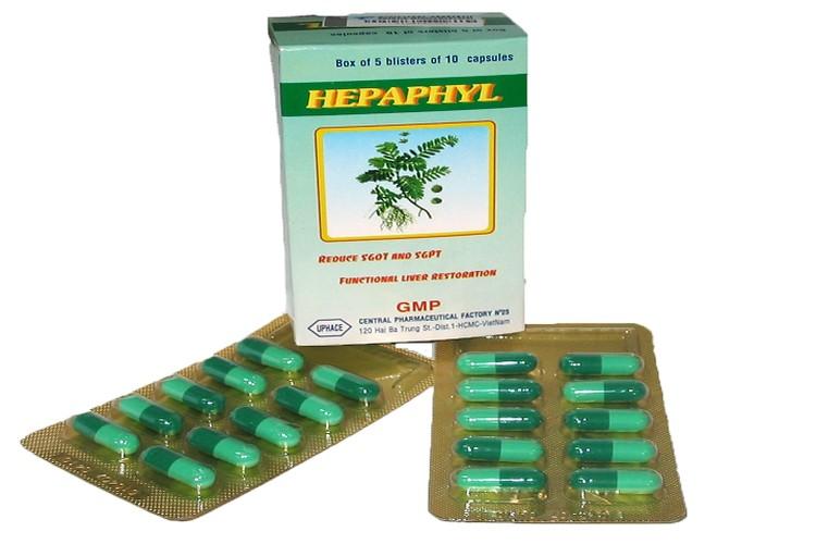 ГЕПАФИЛ  это исключительно натуральное лекарственное средство