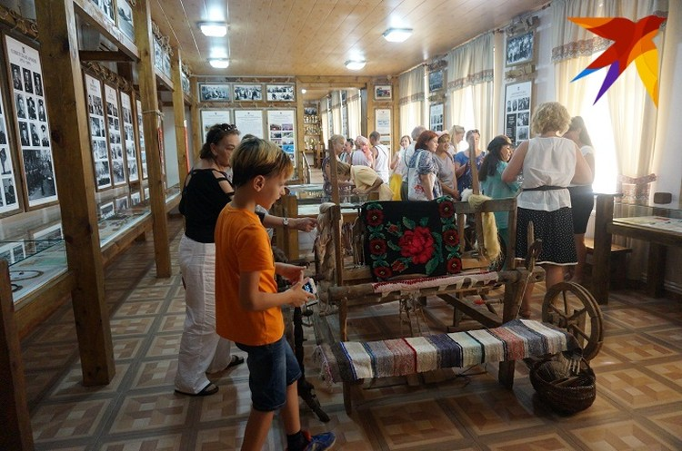 Музей в Авдарме основал старший брат Казмалы Игнат