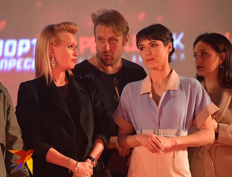В кинотеатре «Октябрь» в минувший понедельник показали новый фильм Андрея Богатырева и Арта Камачо «Дикая лига»
