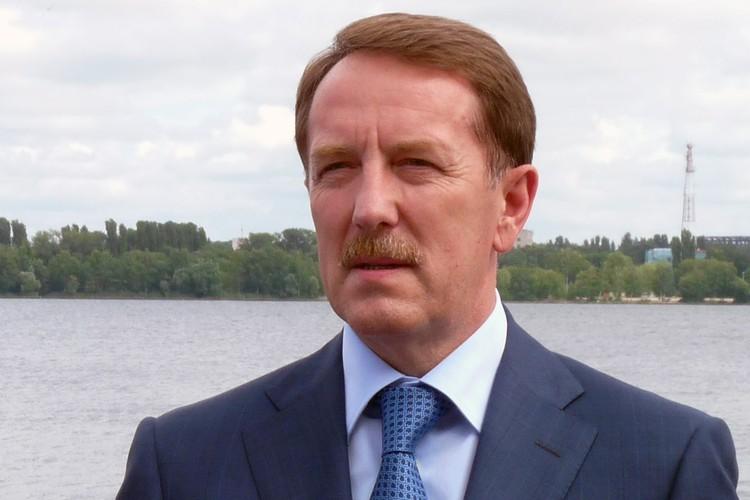 Вице-премьер правительства РФ Алексей Гордеев.
