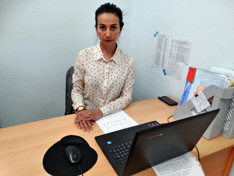 Педагог-психолог Екатерина Иващенко
