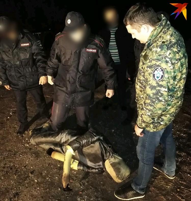 """На следственном эксперименте полициейские """"избивали"""" манекен будучи в форме"""