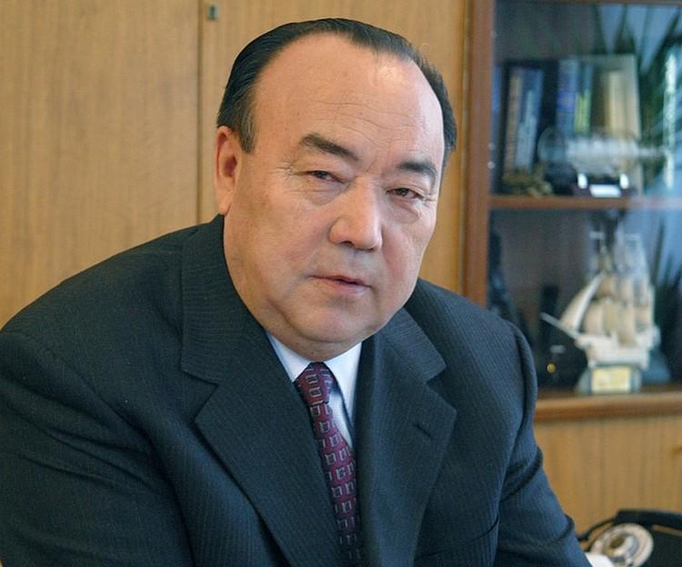 Первым президентом Башкирии в 1993 году был избран Муртаза Рахимов
