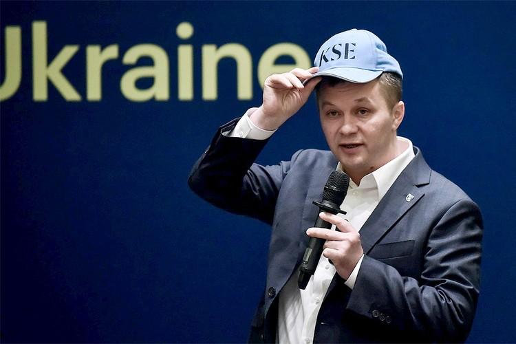Министр развития экономики, торговли и сельского хозяйства Украины Тимофей Милованов.