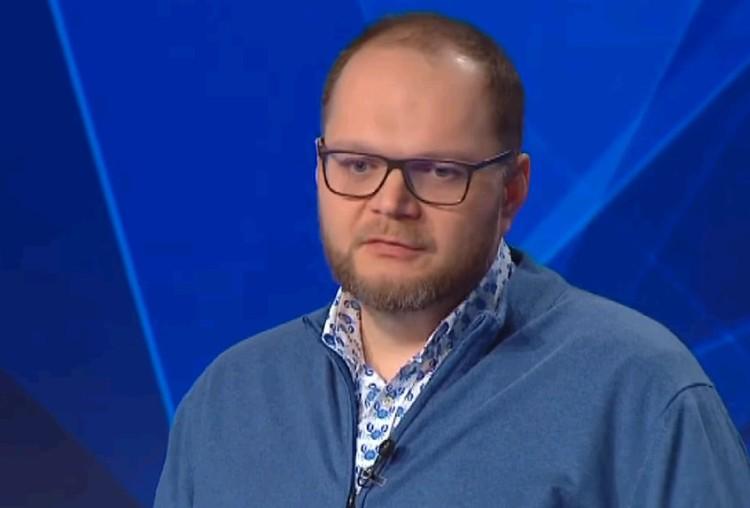 Глава Минкульта Украины Владимир Бородянский.