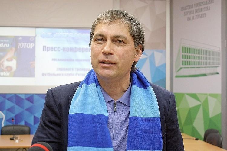 Новым главным тренером ФК НН стал Роберт Евдокимов