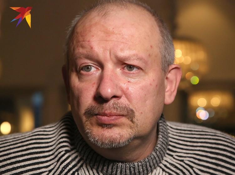 Актер Дмитрий Марьянов.