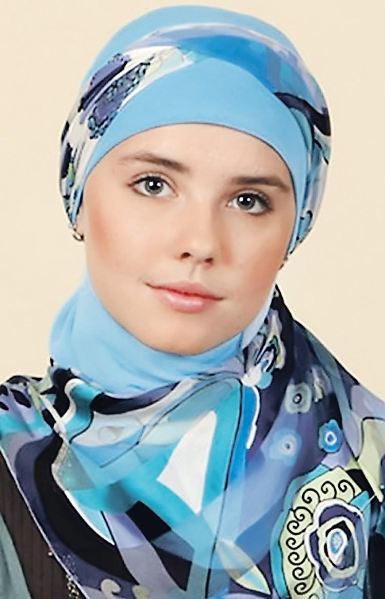 Мария Алалыкина приняла ислам. И взяла имя Марьям. Фото: vk.com