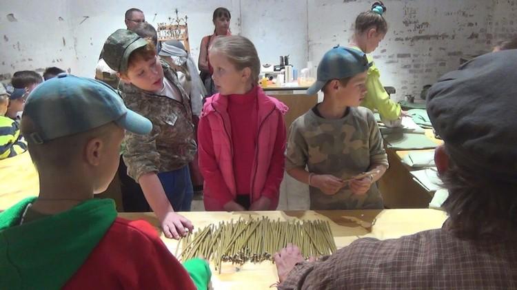 В усадьбе открылся интерактивный музей, посвященный свечному делу. Фото: vk.com/kurkino_estate