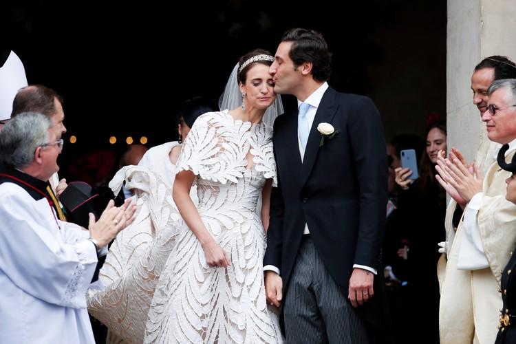Пара уверяет, что их выбор основан на любви, а не политике