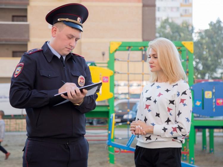 На территории, которую обслуживает участковый, живет около 3000 человек. Фото: ГУ МВД РФ по Краснодарскому краю